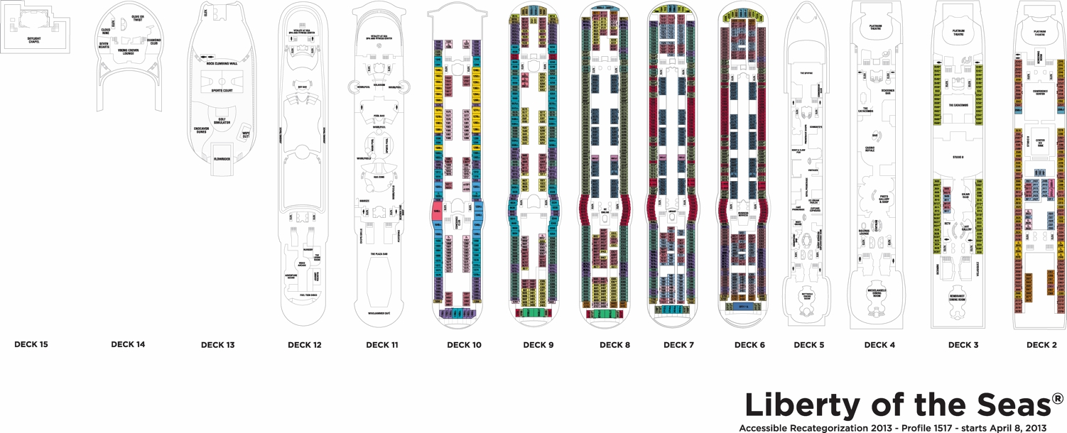 Liberty of the seas floor plan carpet vidalondon deck plan of freedom the seas 1456x741 liberty baanklon Gallery